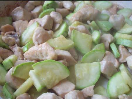 Кабачки в духовке рецепты быстро и вкусно_с филе курицы
