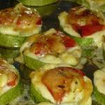 Кабачки в духовке рецепты быстро и вкусно_ курицей и помидорами