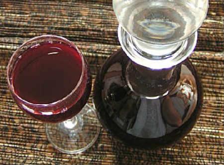 Черника на зиму заготовки, рецепты, лучшие_вино