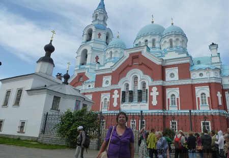Остров Валаам где находится_Свято-Преображенский монастырь