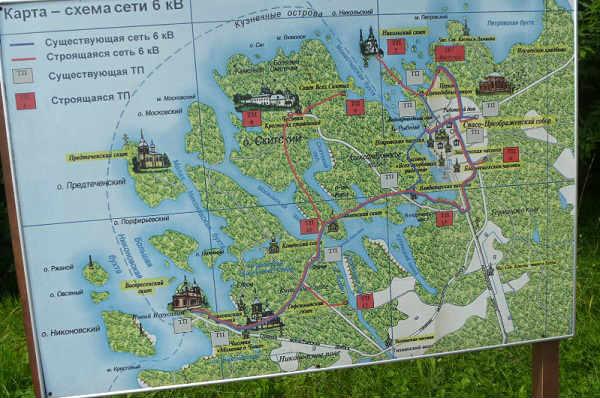 Остров Валаам где находится_карта острова