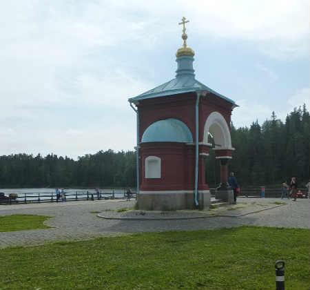 Остров Валаам где находится_часовня