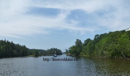 Остров Валаам где находится_Ладога
