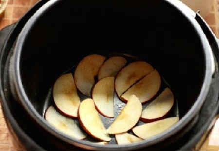 Как сушить яблоки в домашних условиях_в мультиварке
