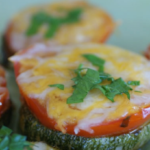 Как вкусно запечь кабачки в духовке_рецепт