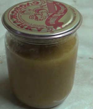 Приготовление кетчупа в домашних условиях на зиму_из желтых помидор с зеленью