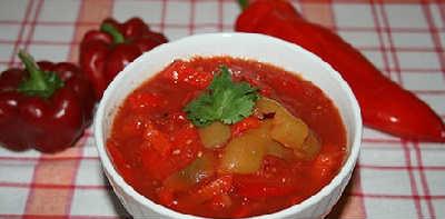 Приготовление лечо в домашних условиях на зиму_с томатом