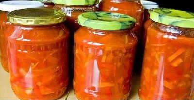 Приготовление лечо в домашних условиях на зиму_с морковкой и перцем