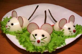 Фаршированные яйца 25 вариантов начинки с фото_мышата