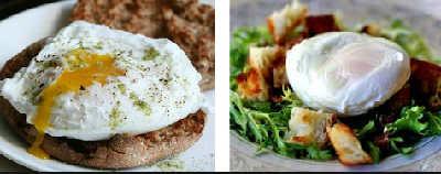 Как варить яйцо пашот_в микроволновке