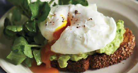Как варить яйцо пашот_в домашних условиях