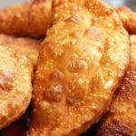 Рецепт чебуреков с мясом в домашних условиях_как приготовить