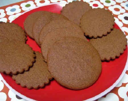 Рецепт имбирного печенья в домашних условиях_классическое