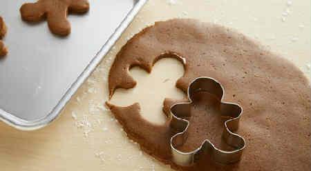 Рецепт имбирного печенья в домашних условиях_с корицей