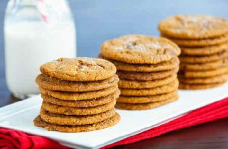 Рецепт имбирного печенья в домашних условиях_со свежим имбирем