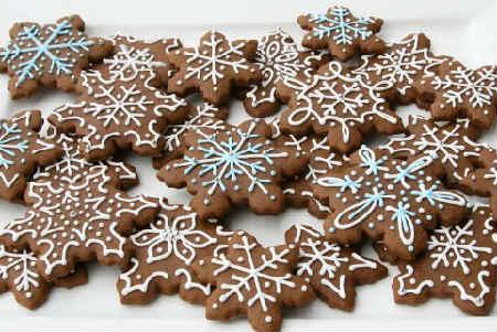 Рецепт имбирного печенья в домашних условиях_постное