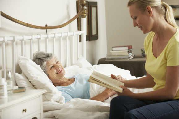 Как правильно ухаживать за спинальными больными_ с помощью сиделки