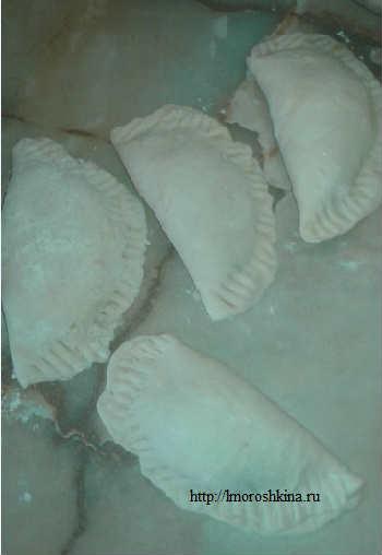 готовим чебуреки с мясом пошаговый рецепт