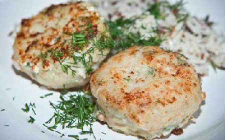 Рыбные котлеты из трески рецепт очень вкусно_ с творогом