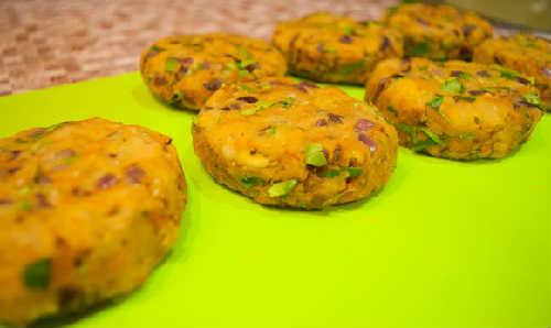 _чечевичные котлеты вегетарианские