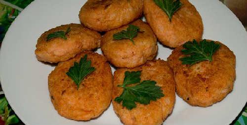 _котлеты из чечевицы со вкусом мяса