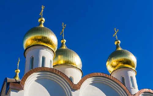 _купола православной церкви