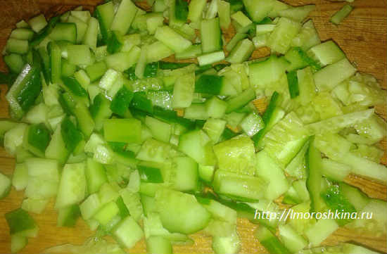 Кабачки салаты быстро и вкусно
