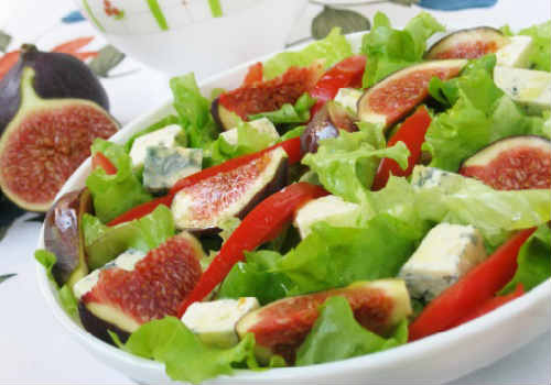 инжир_салат