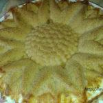 Пирог с творогом на скорую руку