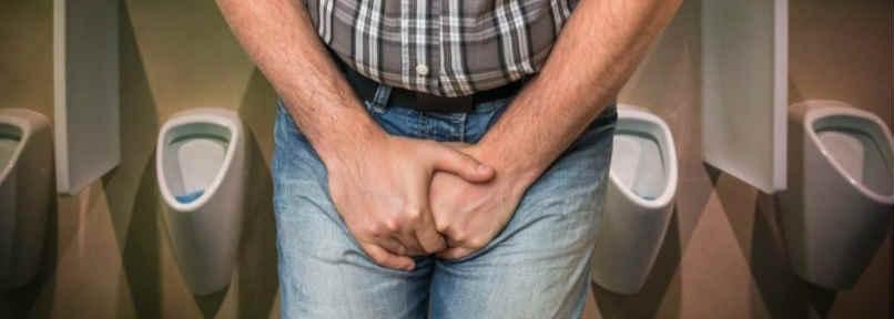 Проблемы мужского недержания