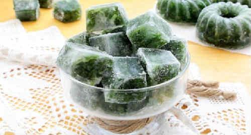 Zagotovka zeleni na zimu neobychnye recepty