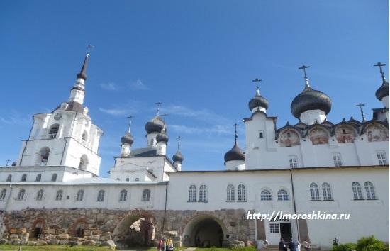 Экскурсия на Соловки из Петрозаводска
