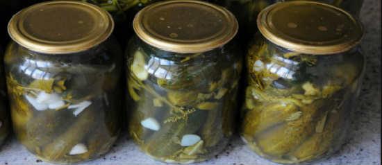 рецепт солёных огурцов хрустящих на зиму холодным способом с водкой