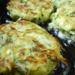 Пышные оладьи из кабачков рецепт