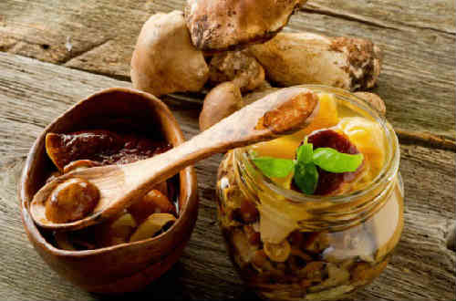 Как солить грибы в домашних условиях