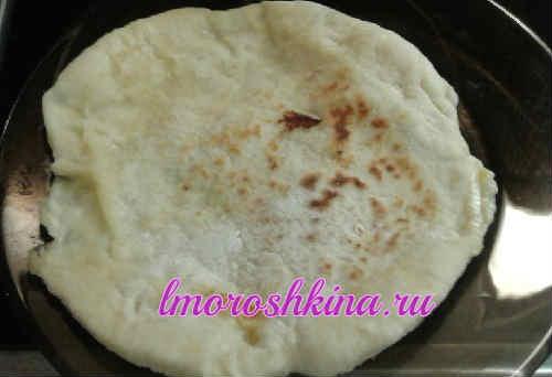Рецепт теста хачапури в домашних условиях 606