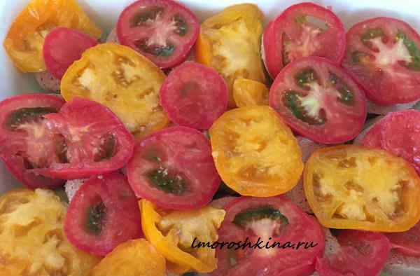 Baklazhany zapechennye v duhovke s pomidorami6