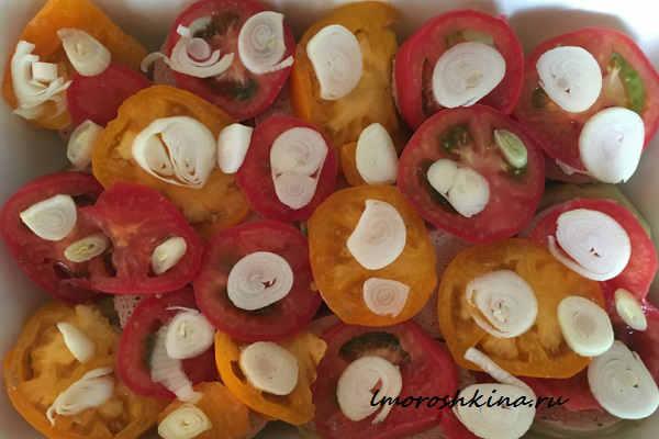 Baklazhany zapechennye v duhovke s pomidorami7
