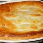 Пирог из кабачков_с начинкой