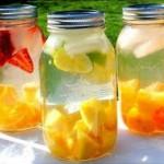 Рецепты вкусной воды