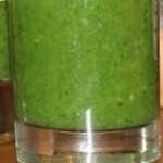 Зеленые коктейли_рецепт