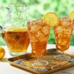 Как сделать холодный чай в домашних условиях_ с лимоном