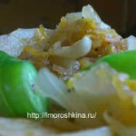 Салат из кабачков по корейски на зиму_готовое блюдо