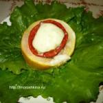 Рецепт фаршированных кабачков с фаршем в духовке_ готовое