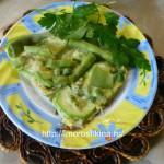 Омлет с кабачками_готовое блюдо