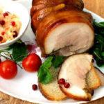Как приготовить свиную рульку в домашних условиях_пастрома