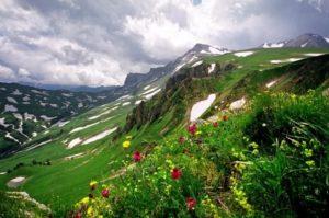 Путешествие по горам Адыгеи