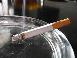 Какая цена у непотушенной сигареты?