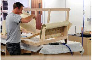 Какие материалы используются для реставрации мебели?