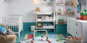 Что необходимо убрать в квартире перл появлением малыша?